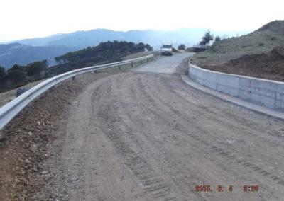 Lavori di risanamento della piattaforma stradale e relative pertinenze sulle S.S.P.P. n. 21 e 12 del reparto stradale n. 2